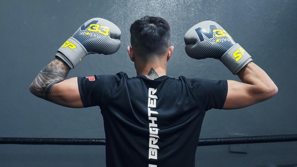 M33 Boxing Gloves
